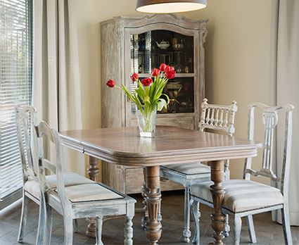 Dining Set | Wood Restoration in Edgewater, MD